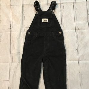 Carter's Size 18 Months Corduroy Overalls